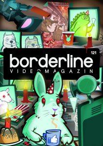 Flyermotiv Borderline 121 Medienprojekt Wuppertal